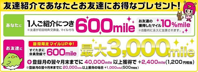 すぐたま登録キャンペーン、6月に登録するだけで300円もらえます。