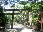 相馬神社 鳥居