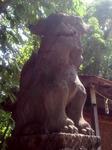 相馬神社狛犬