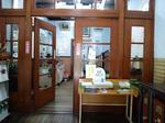 司令官官邸(つきさっぷ資料館)玄関