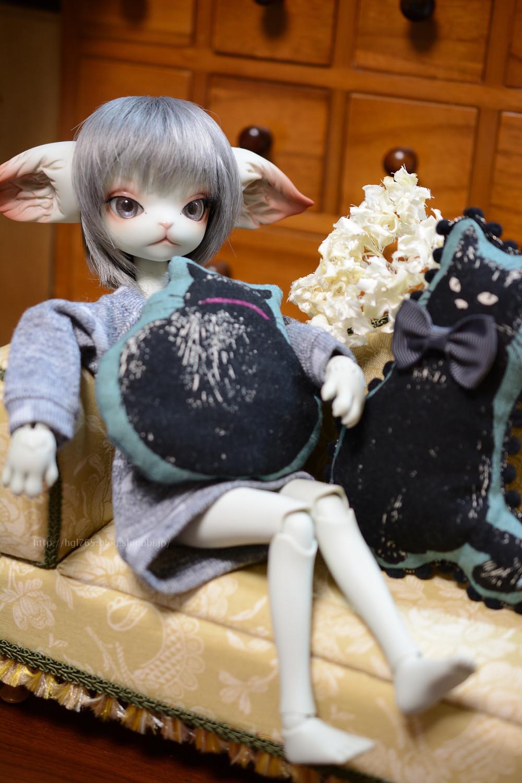Miss Kitty gray skin