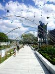 バラ公園アーチ