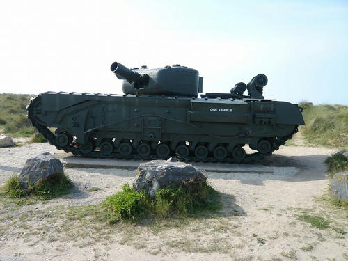 Churchill AVRE 2