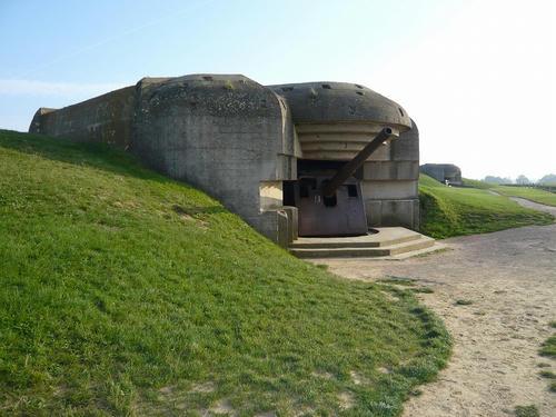 ドイツ軍砲台跡German Bunker