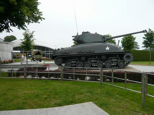 M4A1E8  Sherman Tank