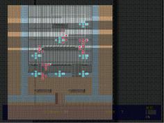 ある程度進むと大量の増援が出現 さらににとりは光学迷彩でマップ上で確認できなくなる
