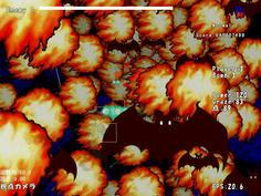 通常弾幕4ではレミリアが蝙蝠になっている間こちらのショットが当たらなくなる
