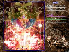 撃破するとド派手なエフェクト共にメガ幸子崩壊ww これは手が込んでる素晴らしい演出w