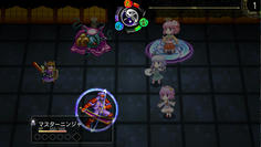 深層のエリア2,3には本編よりもさらに強力な敵が出現!