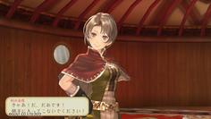 村長による回想シーン 初めてギゼラの顔を見れた!