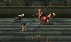 2VS2のユニットが入り乱れる戦闘アニメは圧巻の見ごたえです!!