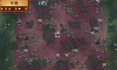 げっ!?これ、敵全員飛行ユニットじゃねえか!?マップ全域が危険地帯で埋め尽くされている