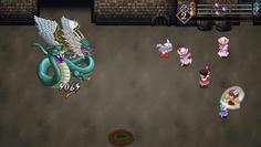 ドラゴンに強打する武器やスキルなら大ダメージを与えられる