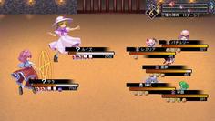 属性魔法で攻撃するとルイズが対応した属性のシールドを張るため、魔法での連続攻撃は効果が薄い