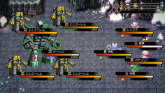ミニゴーレムは戦闘中に何度も復活するが、その都度にパチュリーで掃除すれば問題なし