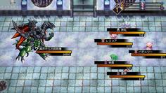 前作でも登場した異界からの挑戦者 BGMがカッコいいです!