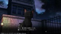 黒猫の正体は夜の君だった!?