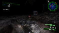洞窟のミッションで初めて死亡w 暗闇だとどこから敵が迫ってくるかわからない!