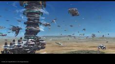 帝国軍VS解放軍の艦隊決戦 戦闘機が入り乱れたスピード感あふれるムービーはまさに某SF映画さながら
