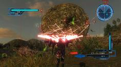 ミラージュの圧倒的な弾幕の前に、敵は反撃することさえできない!