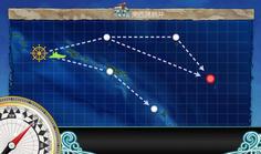 序盤の1-2の時点で道中のマスと分岐ルートが追加されている!