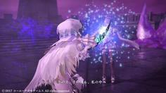 新月の女王と化したアルーシェがリリアーナを襲う!