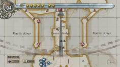 マップが更新され、敵味方が再配置された でも銃座が構えているこの橋を渡るなんて無理ゲーすぎる