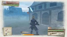 戦場は霧によって視界が悪く、接近しないと敵を発見できない