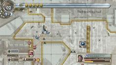 手薄な北側を装甲車で進めば簡単に本拠点に接近できた