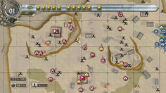 敵の数が多い以外はいたって普通なマップに見えるが・・・