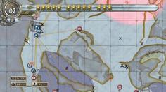 ボスを片方撃破しても敵の攻撃は激しい この回はリセットしました