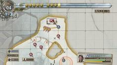4ターン目に敵本拠点に到達 意外にも本拠点はがら空きだった