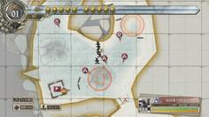 雪塊の向こうにいる敵はレーダーで索敵 進軍する前に擲弾兵で先制攻撃をしよう