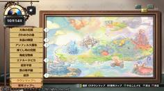 絵画マップのイラストが埋まった!絵の世界がとっても賑やかになった(^^)