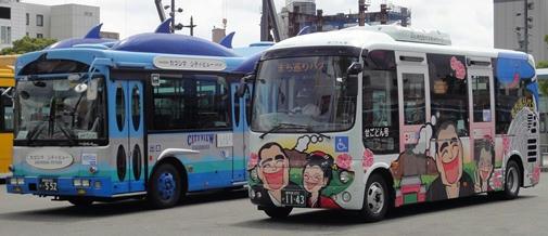 鹿児島のバス