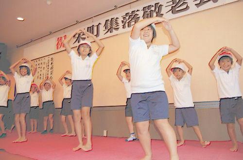 育成会 踊り