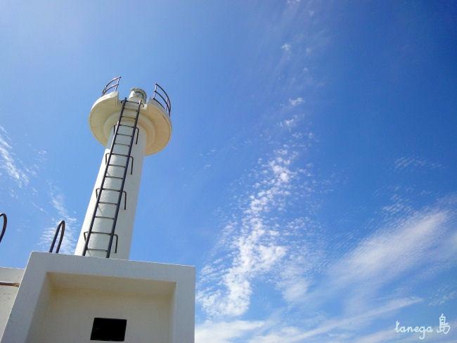 西之表港 灯台