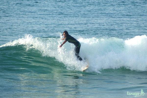 サーフィン 女性