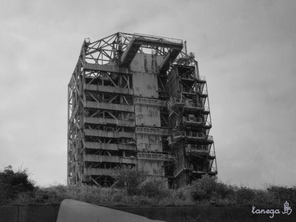 中型ロケット発射場