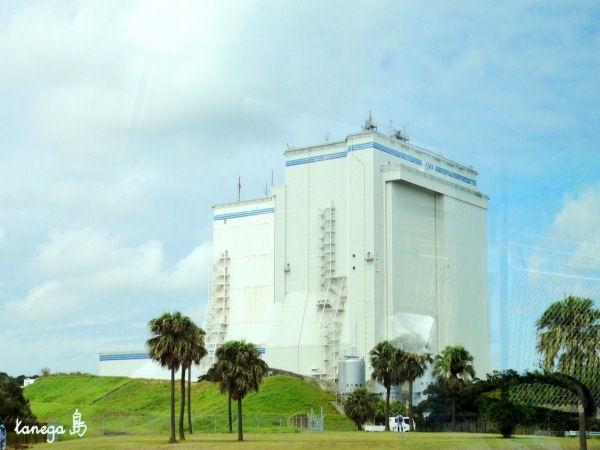 大型ロケット組立棟