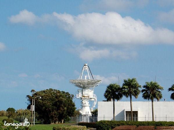 増田宇宙通信所 レーダー