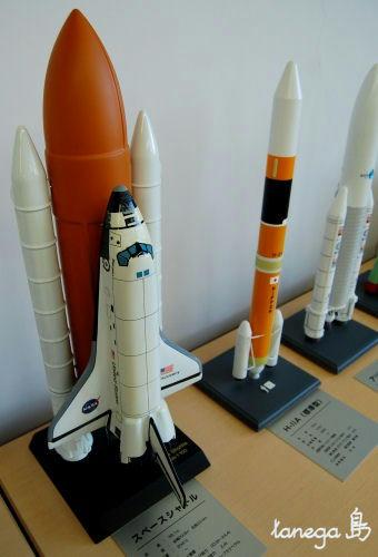 ロケット模型