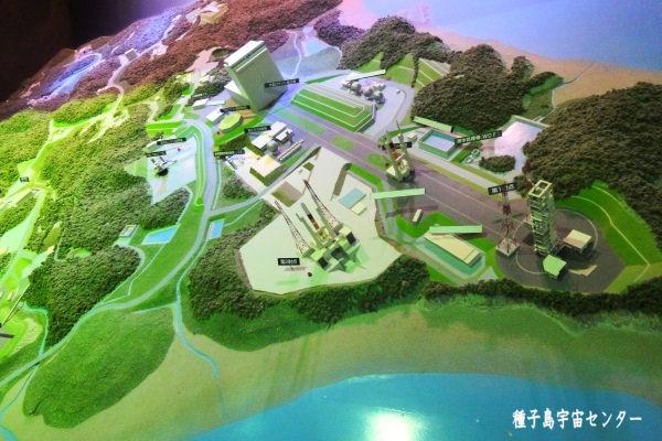 種子島宇宙センター地図