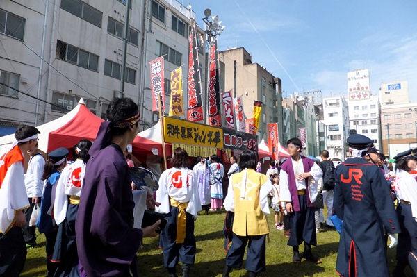 大ハンヤ祭り
