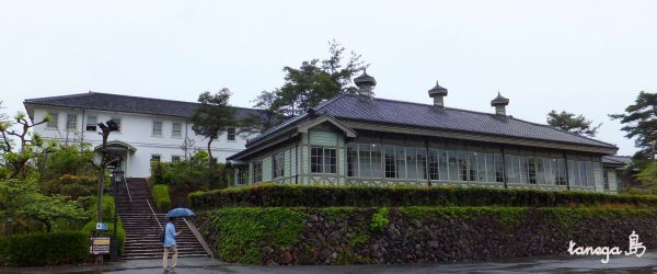 日本赤十字社中央病院病棟