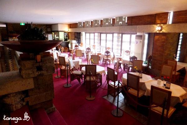帝国ホテル喫茶室