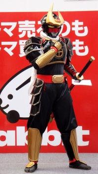薩摩剣士 隼人