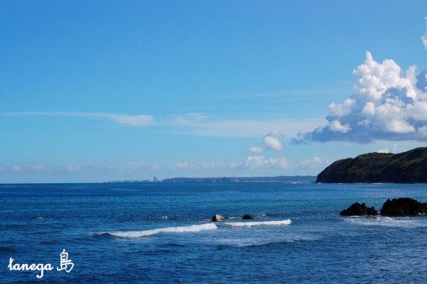 増田の海と空