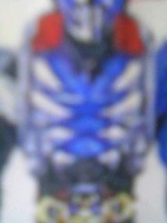 青フォーム