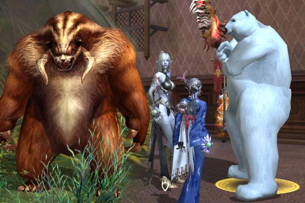 白い親方様と美女と猫とガルキオン